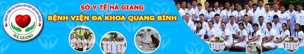 Bệnh viện ĐK Quang Bình logo